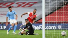 Арсенал на финал за ФА Къп след тактическа победа срещу Манчестър Сити