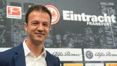 Шеф на Айнтрахт отрече, че клубът е продал Лука Йович на Реал (Мадрид)