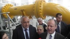 Борисов обяви България за незаобиколим газов фактор