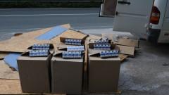 Хванаха 80 хил. къса контрабандни цигари във врачанско