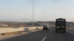 Ремонти по някои магистрали, повечето проходи без ограничения