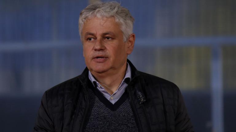 Стойчо Стоев: Доста неща в играта на Арда куцат