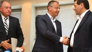 Партиите от КБ подписват споразумение за изборите в София