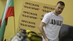 Ради Кирилов: В Славия се чувствам свободен и играя с наслада