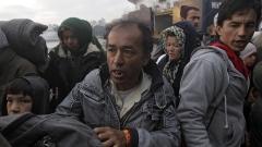 Гръцката полиция арестува шофьор за каналджийство