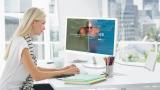 Philips Monitors представя най-големия извит дисплей