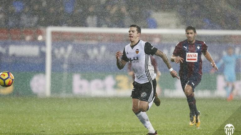 Баското дерби Ейбар - Реал Сосиедад може да бъде отложено заради пожар