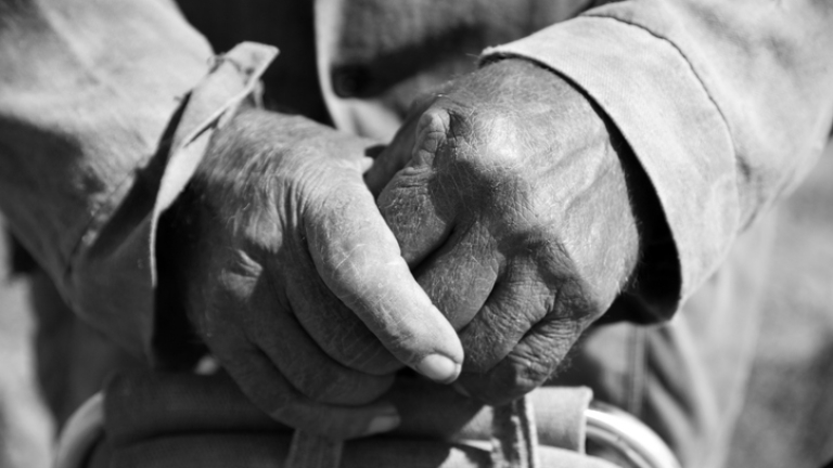 Почина най-възрастният мъж в света