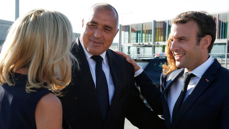Макрон бил фин психолог, влязъл в стила на Борисов, за да получи подкрепата му