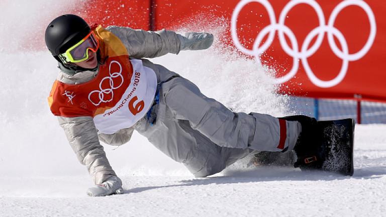 17-годишен донесе първия златен медал на САЩ в ПьонгЧанг