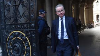 Евроскептикът Майкъл Гоув отказа поста министър за Брекзит