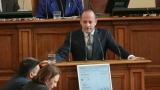 Радан Кънев не е съгласен да е като стара мома, търсеща млади избиратели