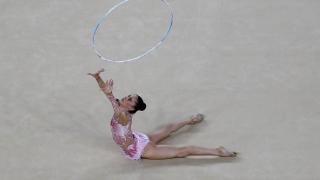 Златен медал за Невяна Владинова!