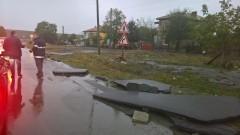 Над 200 наводнени къщи в Котел след проливните дъждове