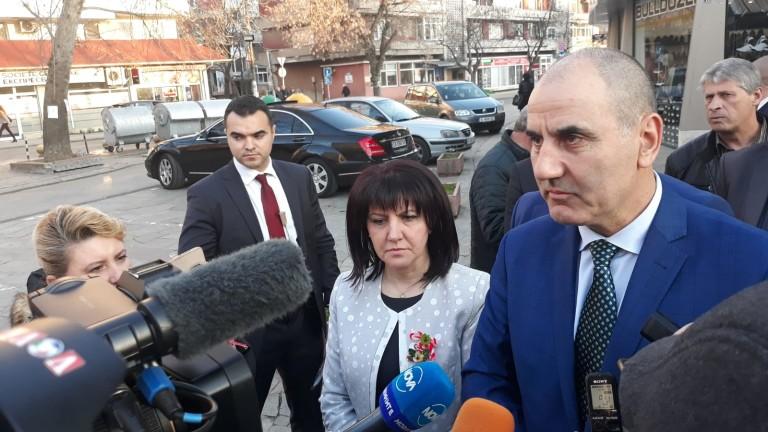 От Кърджали Цветанов коментира президента Румен Радев