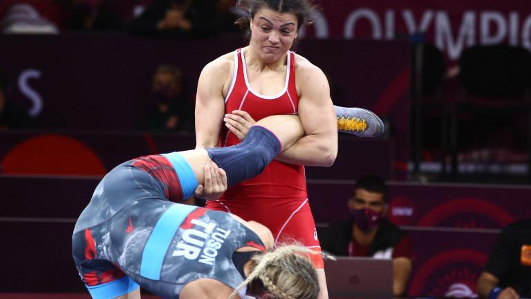 Мими Христова спечели четвърта олимпийска квота