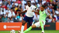 Англия стартира подготовката за Мондиал 2018 с успех над Нигерия