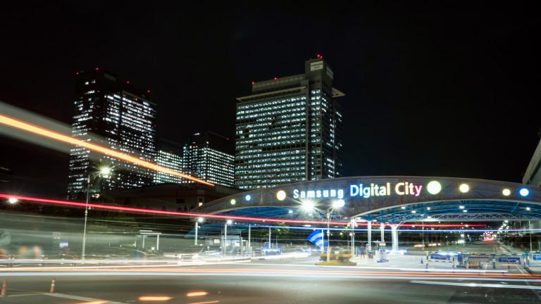 Как иновациите помагат на Samsung да остане крачка напред