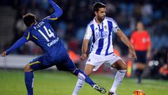 Чаби Прието спира с футбола след 14 години вярна служба на Реал Сосиедад