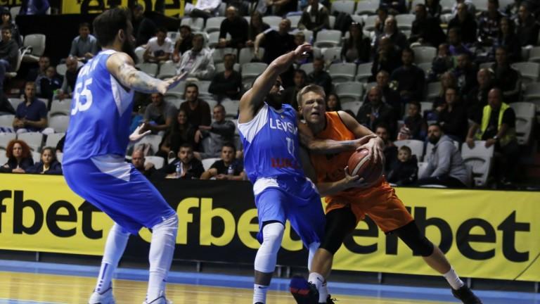 Утре започва груповата фаза на баскетболния евротурнир