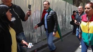 Пореден десен кандидат за президент на Боливия се оттегли