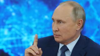 Путин: Ако Русия искаше да отрови Навални, той щеше да е мъртъв