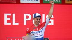 Фабио Якобсен спечели четвъртия етап на Вуелтата