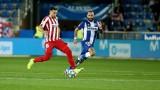"""Поредно равенство за Атлетико в Ла Лига, """"дюшекчиите"""" изпуснаха победата във Витория"""