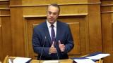 Икономиката на Гърция заплашена от 13% свиване