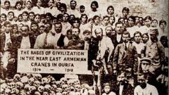 101 години от геноцида над арменците