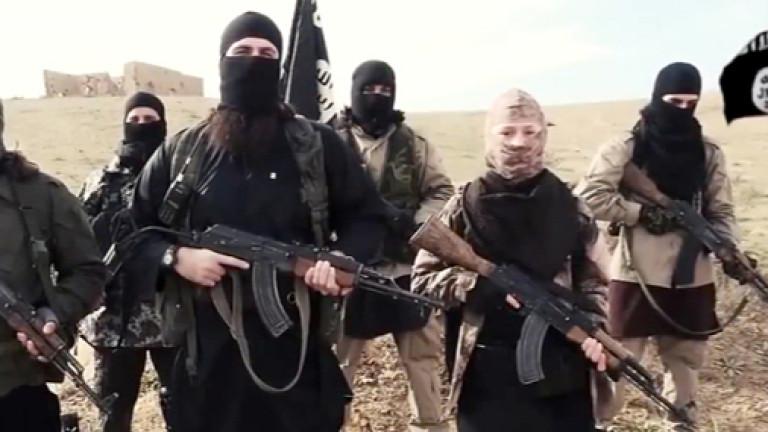 """""""Ислямска държава"""" екзекутира дезертьорите с газ"""