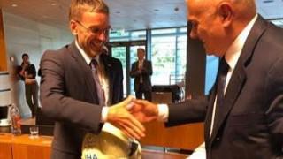 Министър Радев предаде щафетата на австрийския си колега Кикл: Да продължим да работим за Европа