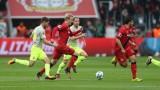 Байер (Леверкузен) и Борусия (М'Гладбах) с важни победи в Бундеслигата