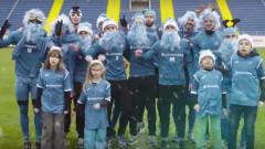 Левски поздрави феновете със забавно видео