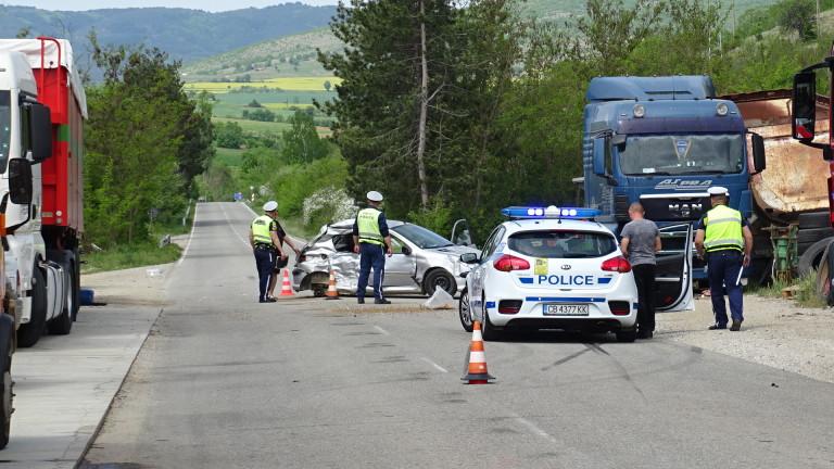 37-годишен мъж от Казанлък е загинал при пътен инцидент на