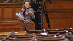 Ива Митева не е включила гласуване на кабинет в дневния ред на НС