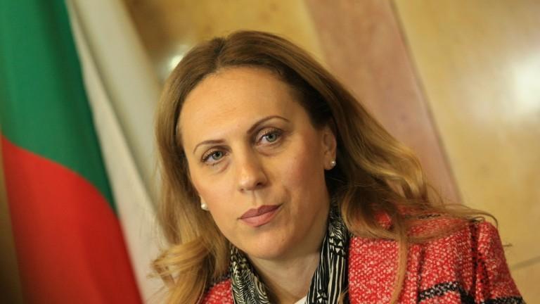 Марияна Николова ще отговаря и за сферата на киберсигурност в