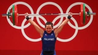 Първата златна медалистка на Филипините спечели 660 000 долара и къща
