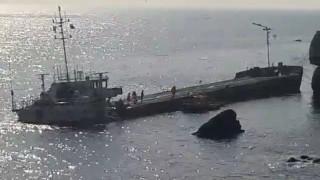Vera Su е в залива на Варна
