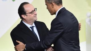 САЩ и Китай лидират по измененията в климата, доволен Обама пред Цзинпин