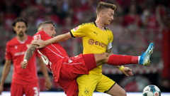 Марко Ройс под въпрос за мача с Интер и дербито срещу Байерн