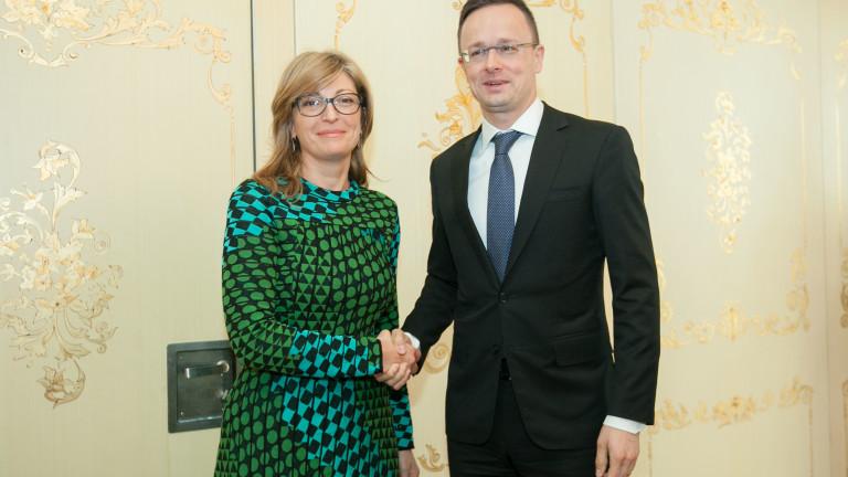 Унгария подкрепя България в протеста срещу пакета