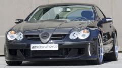 Kicherer тунингова Mercedes CL 600
