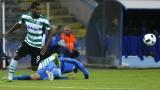 Двама футболисти на Черно море пропускат следващия мач на отбора