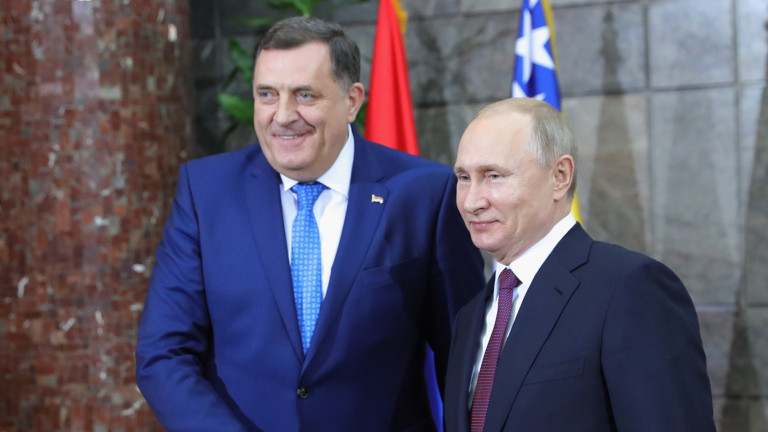 Снимка: Босна и Херцеговина се надява да бъде включена в проекта Турски поток