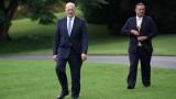 Тръмп убедил Джон Кели да остане шеф на кабинета му до 2020 г.