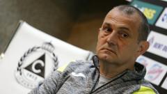 Загорчич е недоволен от селекционната политика на Славия