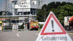 Няма отлагания на токсични вещества след взрива в Леверкузен