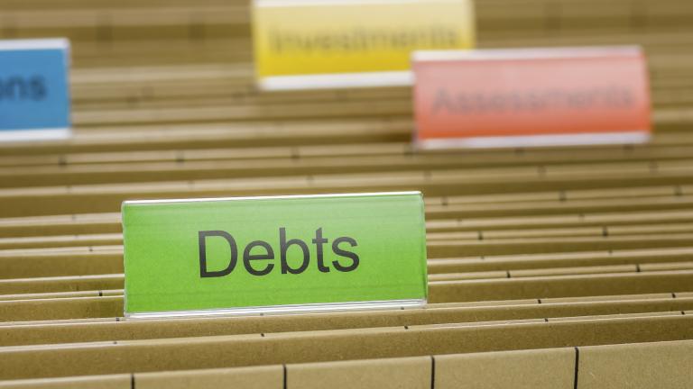 Така изглежда държавния дълг в страните по света