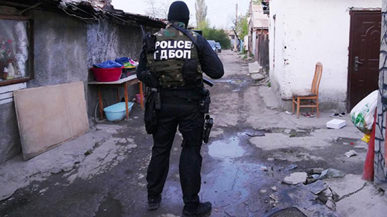 Полиция и жандармерия са блокирали ромски квартал във Видин